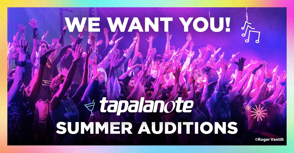 Tapalanote auditions